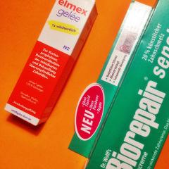 Hilfe bei empfindlichem Dentin / Zahnschmelz